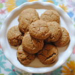 Honey Nut Butter Cookies Recipe