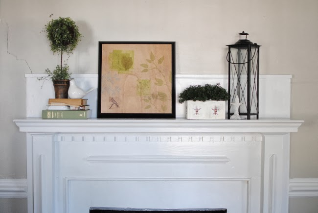 Decorating A Mantle For Everyday  myideasbedroomcom ~ 185042_Fireplace Mantel Decorating Ideas For Everyday