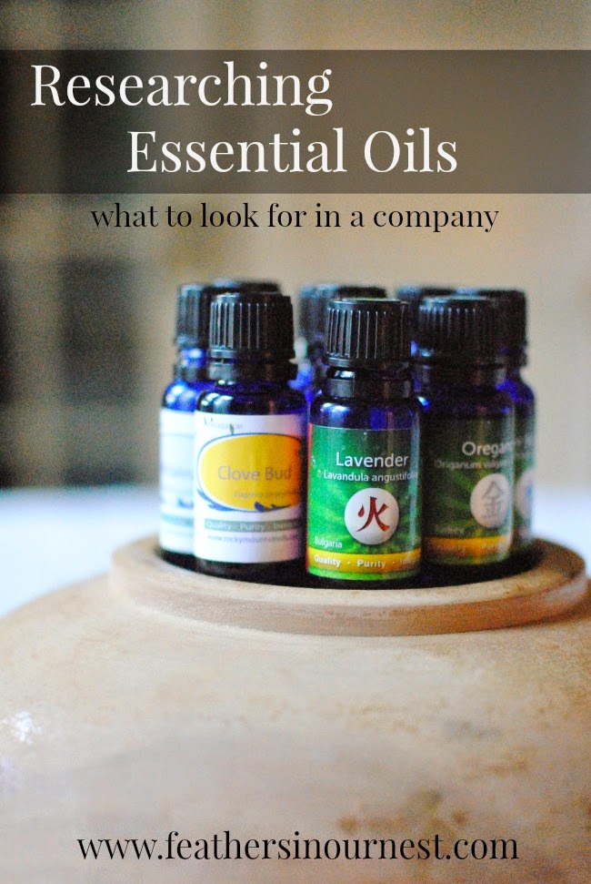 best essential oils company