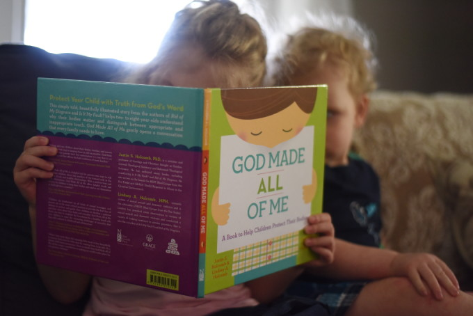 God Made All of Me book review