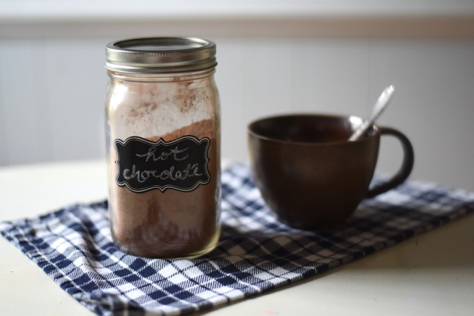 how to make hot chocolate with cocoa powder on stove