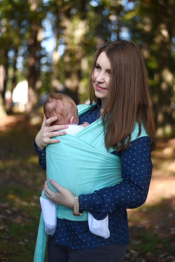 Solly Baby Wrap Mint