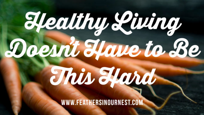 Ultimate Healthy Living Bundle | Feathers in Our Nest