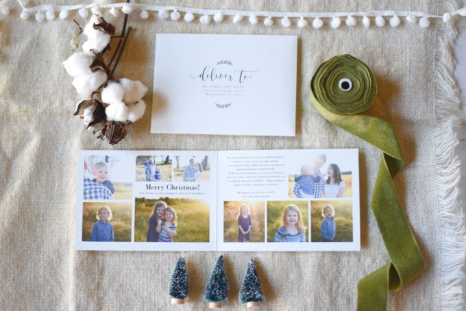 Tips for creating perfect holiday cards   tips for designing the best Christmas cards   beautiful photo cards   Minted review + giveaway!