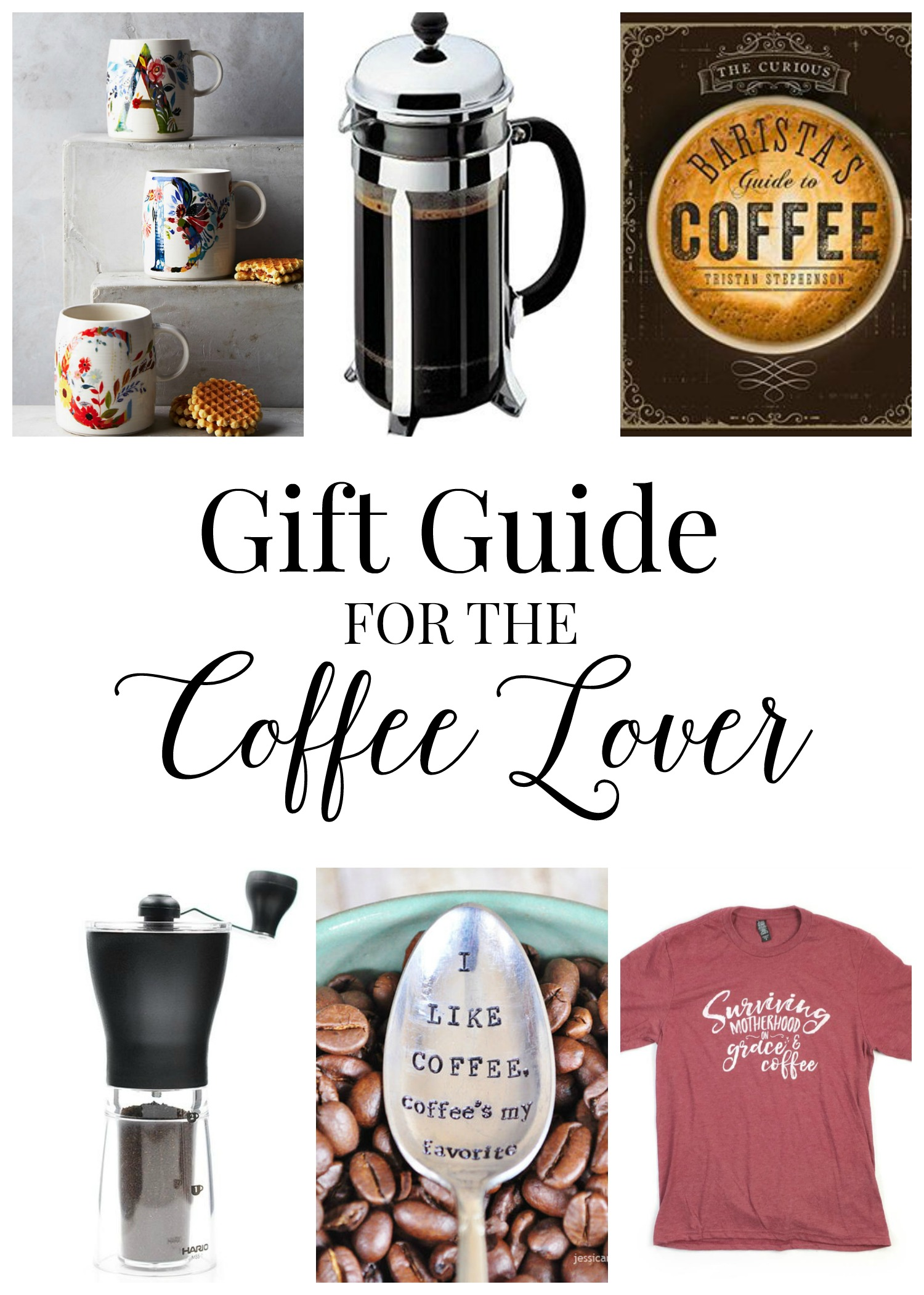 Gift Guide for the Coffee Lover   Holiday Gift Guides ...