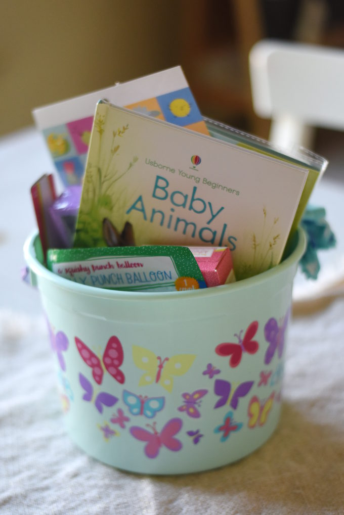 First Day of Spring Baskets | Feathers in Our Nest