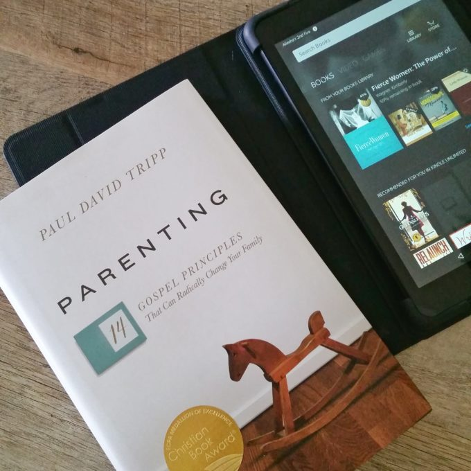 Currently Reading: Parenting | Feathers in Our Nest