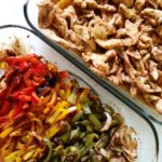 Oven Chicken Fajitas | Feathers in Our Nest