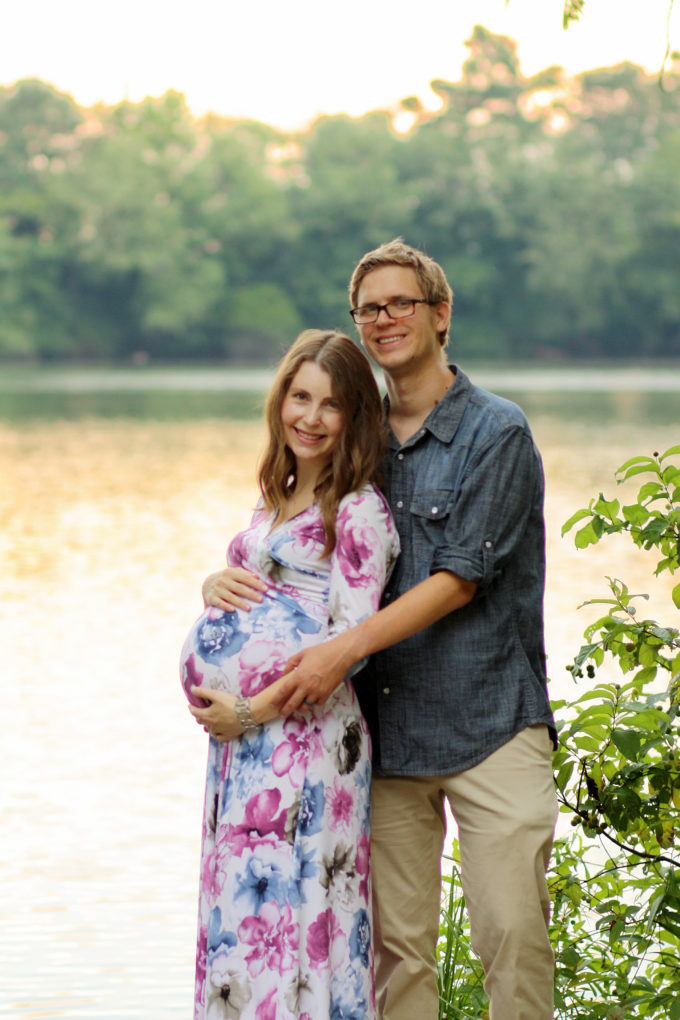 Maternity & Family Photography | Eastern NC | family of six | Feathers in Our Nest